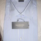 NEW Valentino Men's Dress Shirt - US 17.5/EU 44