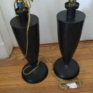 VINTAGE Hollywood Regency / Mid-Century Modern Metal Lamps