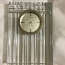 EXCELLENT CONDITION MARQUIS By Waterford Crystal | QUADRATA LARGE CLOCK