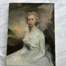 FINE QUALITY Unframed Oil Portrait Painting of a Family Matriarch