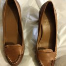 EXCELLENT CONDITION Cole Haan Womens Loafer-Front 2-Tone Pumps w/ Nike Air - 7