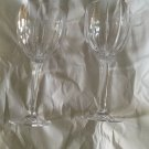 EXCELLENT CONDITION 2 Waterford Marquis Crystal Omega All-Purpose Glasses
