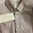 "NEW Janie and Jack ""Special Occasion"" Striped Boys Shirt - 3-6 M"