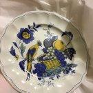 """NEW Spode Blue Bird Luncheon Plate - 8.5"""""""