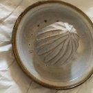 VINTAGE Mid-Century Gordon Pottery Stoneware Juicer - Made In Canada