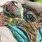 NEW Trina Turk 2-Piece Bikini - 12 Top and 14 Bottom