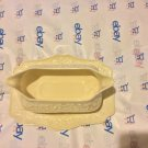 EXC COND Crown Ducal England Gravy Boat w/ Attached Underplate