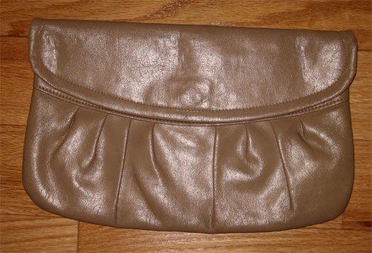 Sweet Beige Clutch - MARKAY Bags