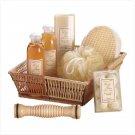 Ginger Tea Bath Basket  Item: 36403