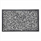 Artistic Circles Welcome Mat   Item: 38646
