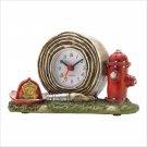 Fire Department Clock   Item: 38200