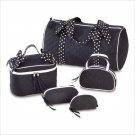 Polka Dot Travel Bag Set   Item: 38729