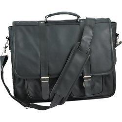 Embassy Solid Genuine Leather Attache Case