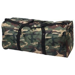"Extreme Pak Invisible Camo Pattern 39"" Duffle Bag  Item: LUDUFIC"