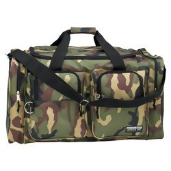 """Extreme Pak Invisible 26"""" Heavy-Duty Camouflage Tote Bag  Item: LUN26CAM"""