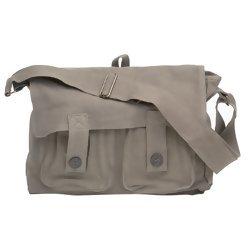 Maxam Brand Canvas Shoulder Bag  Item: LUCANVAS