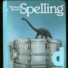 Working Words In Spelling Resources Bundle TE Level 4