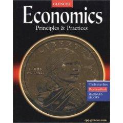Glencoe Economics Teacher Edition 2003 TWE Book