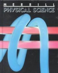 Merrill Physical Science Teacher Resource Bundle