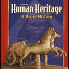 Glencoe Human Heritage Vocabulary Puzzlemaker CD