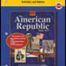 Glencoe The American Republic Since 1877 Performance Assessment Activities Rubrics