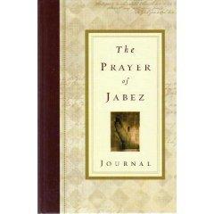 The Prayer of Jabez Journal Book 1576738604