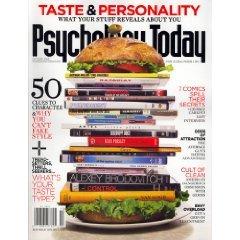 Psychology Today Magazine October 2008 Back-Issue