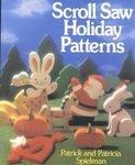 Scroll Saw Holiday Patterns Book Spielman Christmas