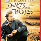 Dances With Wolves Kevin Costner DVD