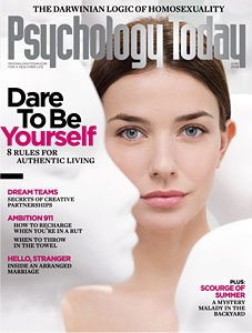Psychology Today Magazine June 2008 Back-Issue