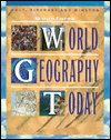 Holt World Geography Today Annotated Teacher Edition Used