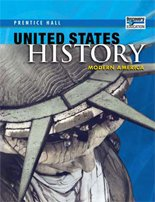 Pearson Prentice Hall United States History: Modern America-Reading and Note Taking Study Guide