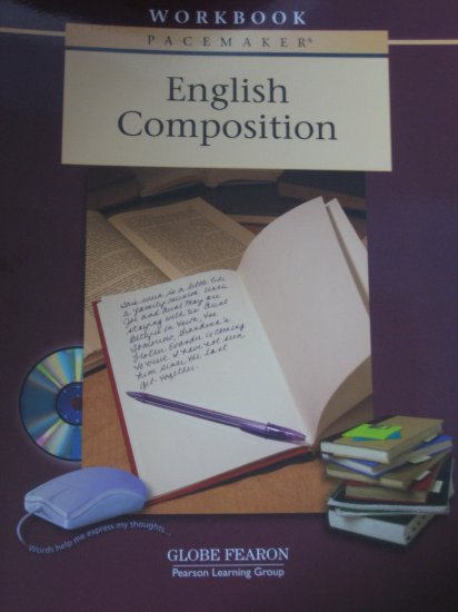 Globe Fearon English Composition Pacemaker Workbook