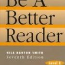 Be A Better Reader Level E 7th Edition Smith Globe Fearon Workbook