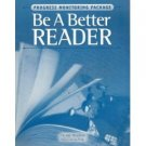 Be A Better Reader Progress Monitoring Package Book
