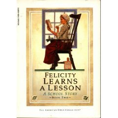 Felicity Learns A Lesson Book 2 American Girl Valerie Tripp
