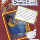 The Art of Writing Scrapbook Stories Janice Dixon Autographed Book