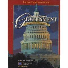 Glencoe United States Government Democracy in Action 2003 TE Teacher Edition Book