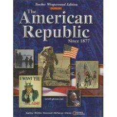 Glencoe The American Republic Since 1877 Teacher Edition TWE