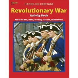 Hands-On Heritage Revolutionary War Activity Book Milliken