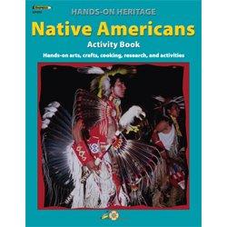 Hands-On Heritage Native Americans Activity Book Milliken