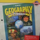 Glencoe Geography The World and Its People Performance Assessment Activities and Rubrics Book