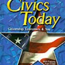 Glencoe Civics Today Unit 3 Resources Political Parties Book