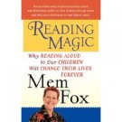 Reading Magic Mem Fox First Edition PB Book