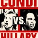Condi VS. Hillary The Next Great Presidential Race Dick Morris Autographed HB DJ Book