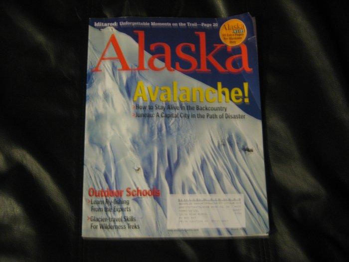 Alaska Magazine March 2008 AK Bonus Issue