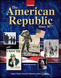 GLENCOE The American Republic Since 1877 TEACHER RESOURCES KIT + TE