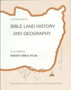 Rod and Staff A Study Guide in Bible Land History and Geography Book