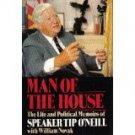 Man of the House Memoirs of Speaker Tip O'Neill HC DJ Book