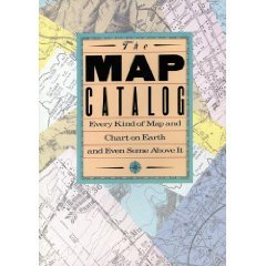 The Map Catalog SC Book Makower Bergheim
